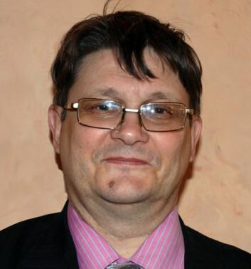 Professor Andrej V. Repnevskij ved Pomor State University i Arkhangelsk, Russland. (Foto: Institutt for historie og religionsvitenskap, Universitetet i Tromsø)