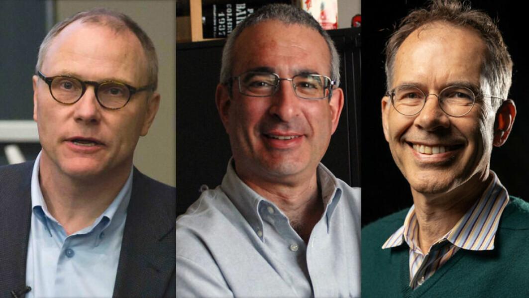 David Card, Joshua Angrist og Guido Imbens er vinnerne av årets Nobels minnepris i økonomi.