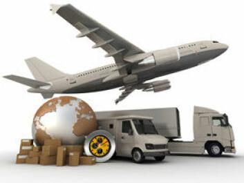Fly- og transportselskapenes planlegging er stort sett den samme i dag som flere tiår tilbake. (Illustrasjon: Shutterstock)
