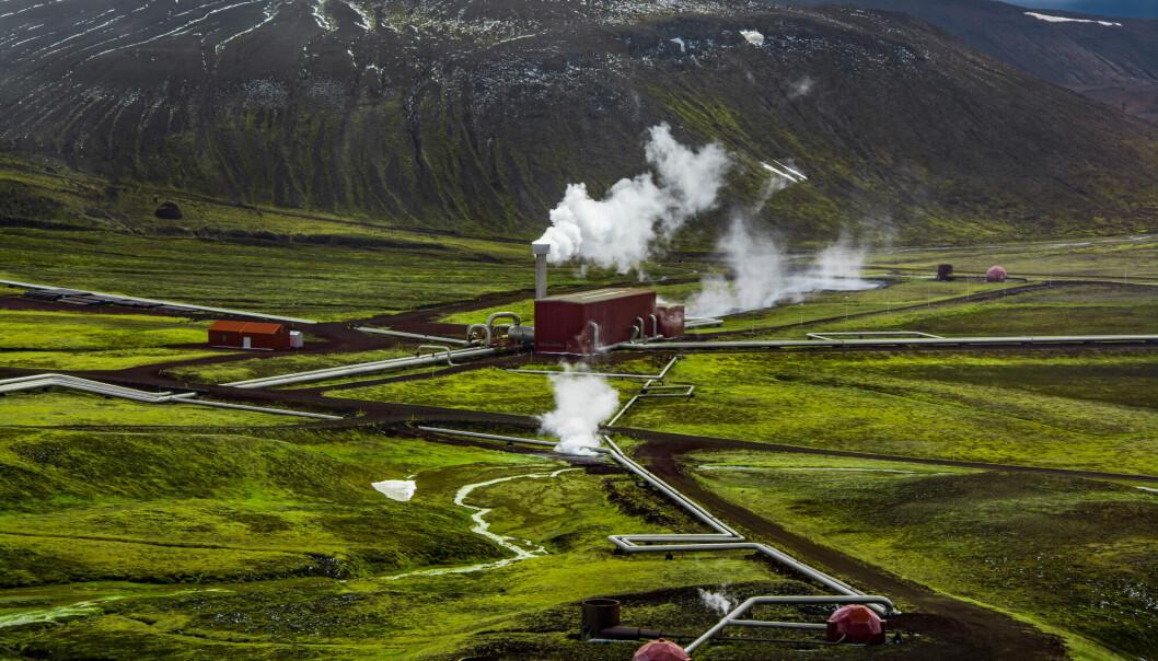 Islands største kraftverk, Krafla, bruker geotermisk energi. Europeiske forskere og norsk programvareutvikling prøver å gjøre det mulig for flere å ta i bruk den dype jordvarmen.