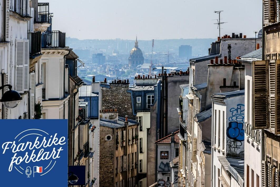 Det er mange organisasjoner her i landet som fremmer både forretningsdrift og utdanning i Frankrike, men det er mange kulturforskjeller mellom nordmenn og franskmenn. Utsikt fra Montmartre i Paris.