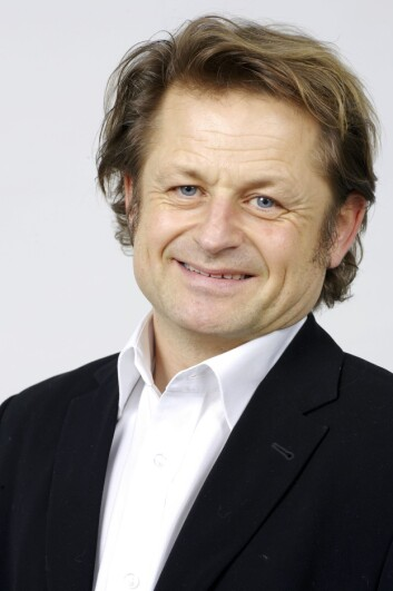 Karl Erik Lund.