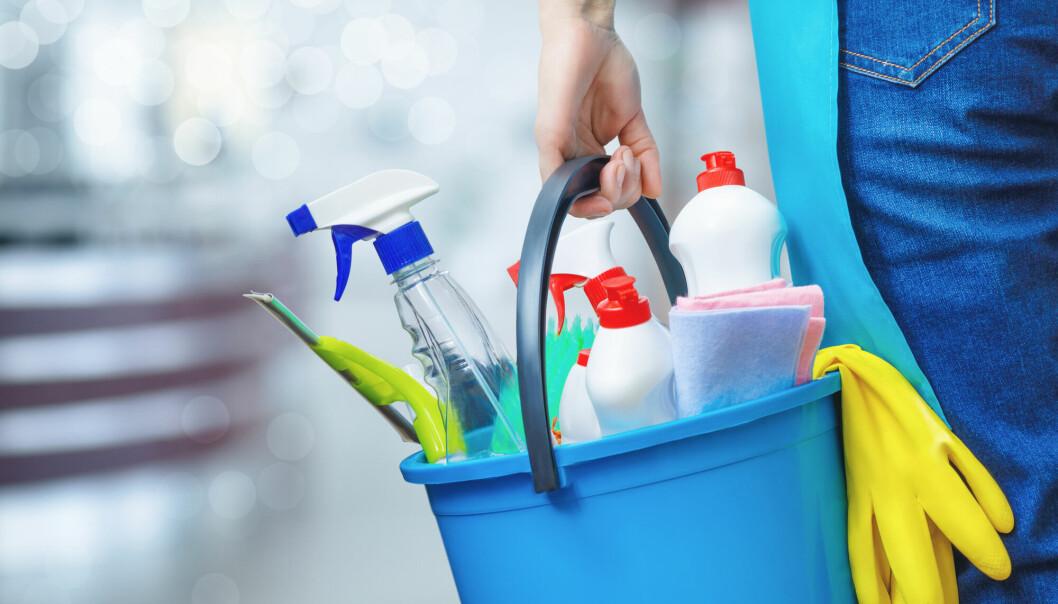 Kanskje er ikke de vanlige vaskemidlene våre så uskyldige som vi har trodd? En ny hypotese kobler dem til en rekke sykdommer, som autoimmune sykdommer og nervesykdommer som Alzheimers.