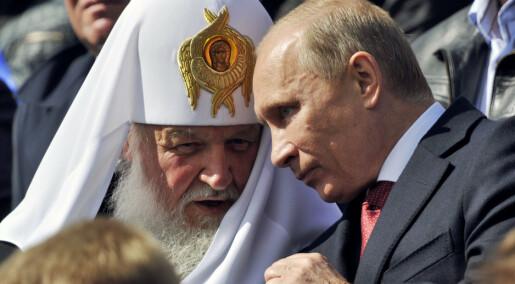 Putin holder på makten ved å lene seg på tradisjonelle russiske verdier