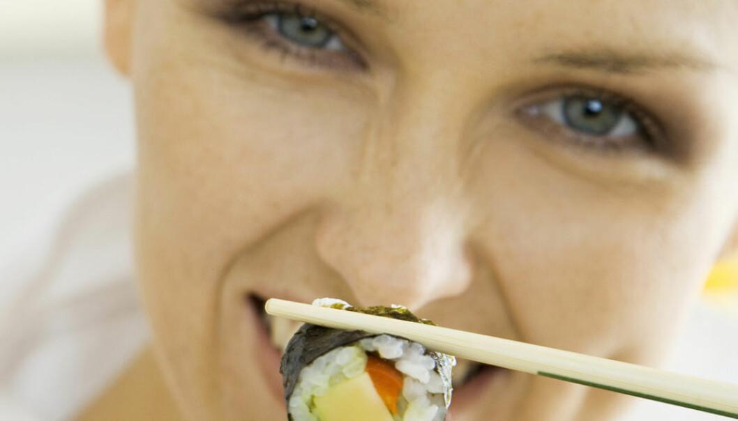 Gener teller, matvaner avgjør