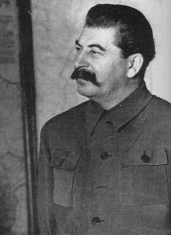 Josef Stalin, portrett fra 1936. (Foto: Wikimedia Commons)