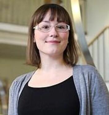 Stipendiat Hege Høivik Bye. (Foto: Guri Gunnes Oppegård)