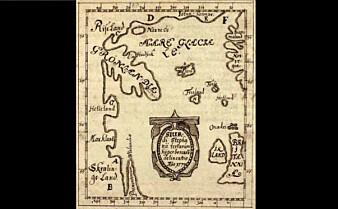 En italiensk munk skrev om «Markland», et av vikingenes navn på Amerika, 150 år før Columbus kom dit