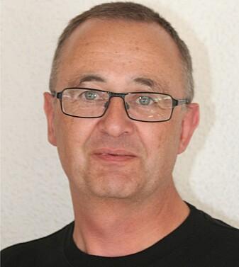 Professor Øystein Bruserud ved Universitetet i Bergen. (Foto: Jon-Helge Angelsen)