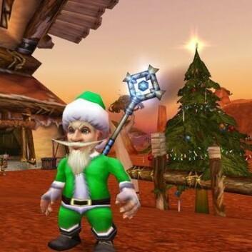Screenshot, World of Warcraft.