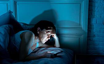 Folk med psykiske lidelser sover dårligere