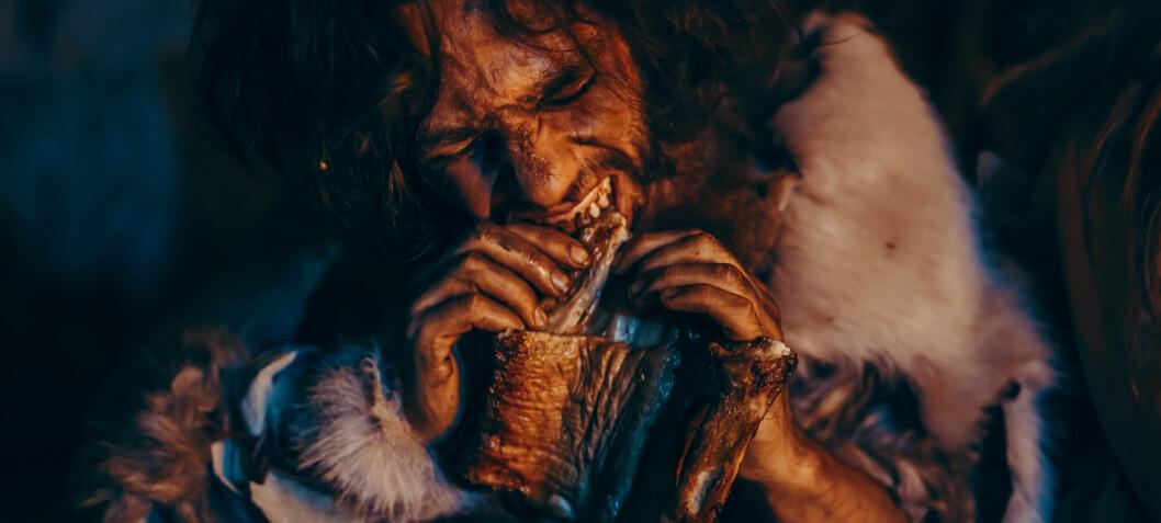 Neandertalere ble beskyttet mot sult av en genvariant som forsvant