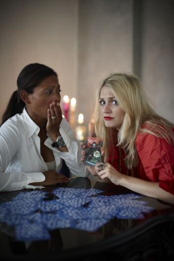 Har du blitt overbevist av spåkoner, for eksempel på alternativmesser? Du er i så fall ikke den eneste. (Foto: www.colourbox.no)