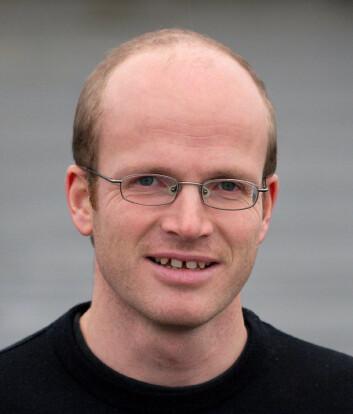 Johannes Skaar (Foto: NTNU)