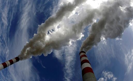 Skal lage nyttige produkter av klimagass