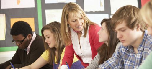 Dyktige lærere motvirket tilbakegang i naturfag
