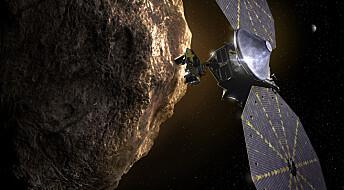 Her det det du trenger å vite om asteroideromsonden Lucy