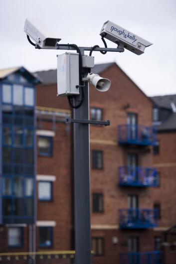 """""""Ansiktsgjenkjenning brukes i dag blant annet på flyplasser og som adgangskontroll, til tross for teknologiens mange utfordringer. Illustrasjonsfoto: www.colourbox.no"""""""