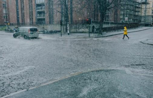 Kommunene må tilpasse infrastrukturen for å takle det nye klimaet