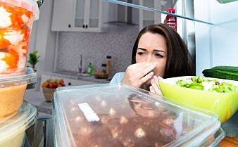 Så lynraskt advarer luktesansen oss mot fare