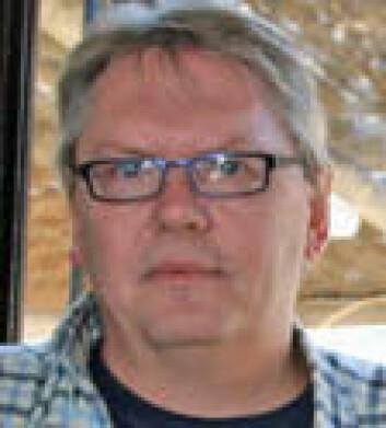 Forsker Tom Heldal.