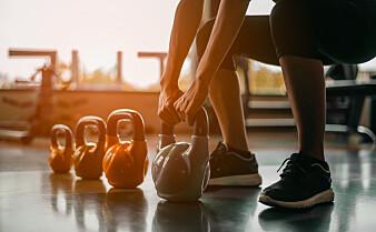 Genene dine påvirker hvor godt resultat du får av trening