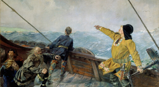 Forskere slår fast at det var vikinger i Nord-Amerika i år 1021