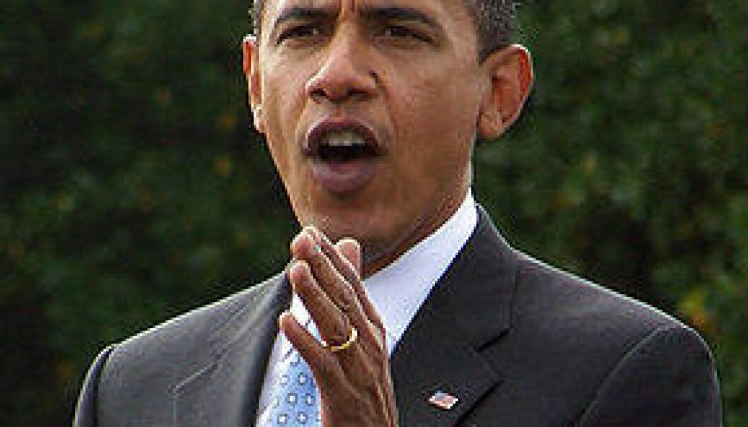 Obamas atompolitikk er klassisk nedrustning