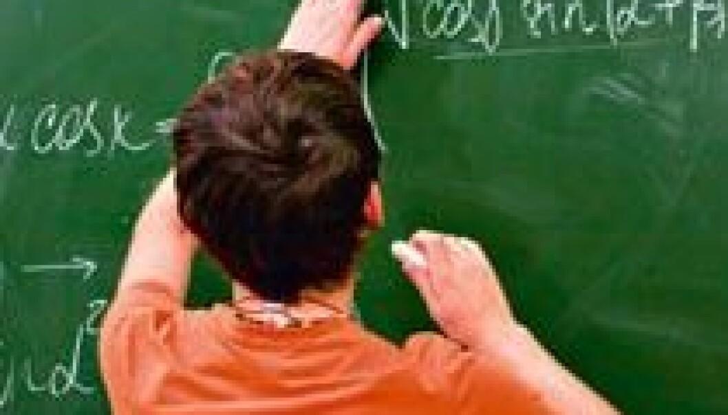 En av tre lærere vurderer å slutte