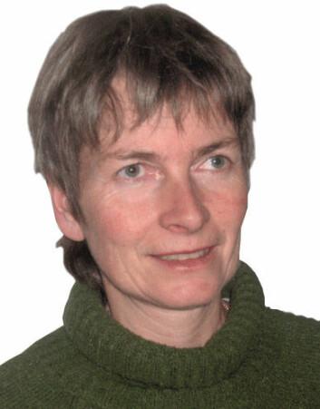 Cecilie Mejdell (Foto: Veterinærinstituttet)