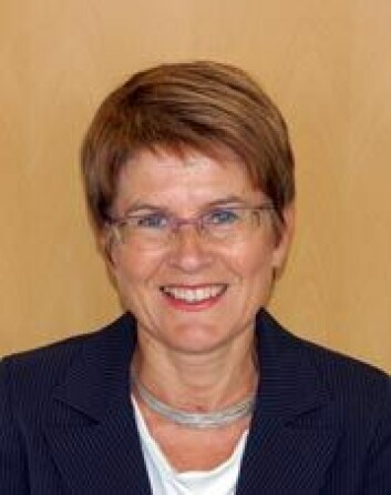 Seniorforsker Elin Marie Dahlin, NILU