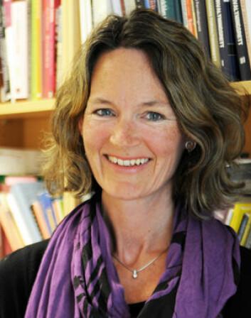 Forsker Elisabeth Gording Stang er kritisk til den saksbehandlingen mindreårige asylsøkere får i Norge.