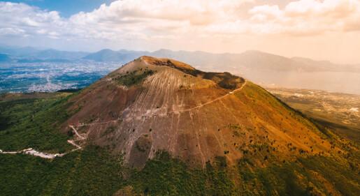 Nytt funn av skjelett kan fortelle oss mer om Vesuv-utbruddet i år 79