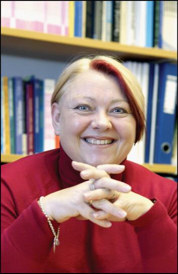 Førsteamanuensis Ragnild Kvålshaugen, Handelshøyskolen BI.