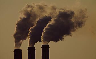Nytt rekordnivå for klimagasser i atmosfæren