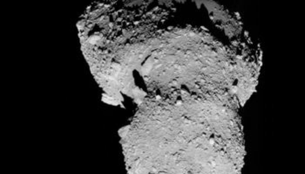 Asteroide nær jorden