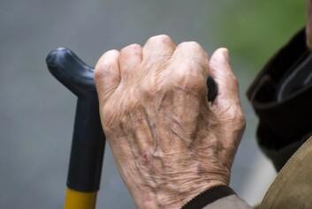 Hvert år registreres det mellom 500 og 600 nye Parkinson-tilfeller i Norge. (Foto: Shuttersstock)