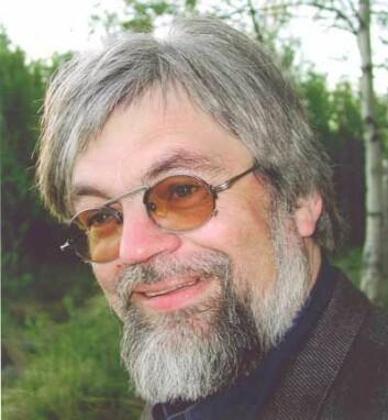 Seniorforsker Jan Åge Riseth, Norut Tromsø