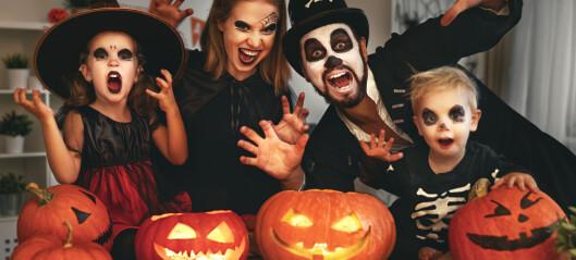 Halloween er ikke en amerikansk tradisjon
