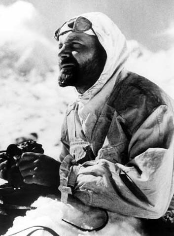 """Ernst Schäfer i Tibet - en verdig motstander for Indy?"""