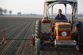 Omlegging til gårdsturisme gjør at mennene i mindre grad driver med tradisjonelt gårdsarbeid enn før. (Illustrasjonsfoto: www.colourbox.no)