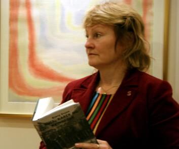 """""""Forsker Bjørg Evjen konkluderer med å si at Longyearbyen aldri ble et etablert industrisamfunn."""""""