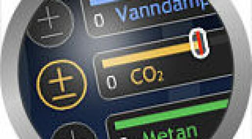 Multimedia: Multimedia om drivhuseffekten