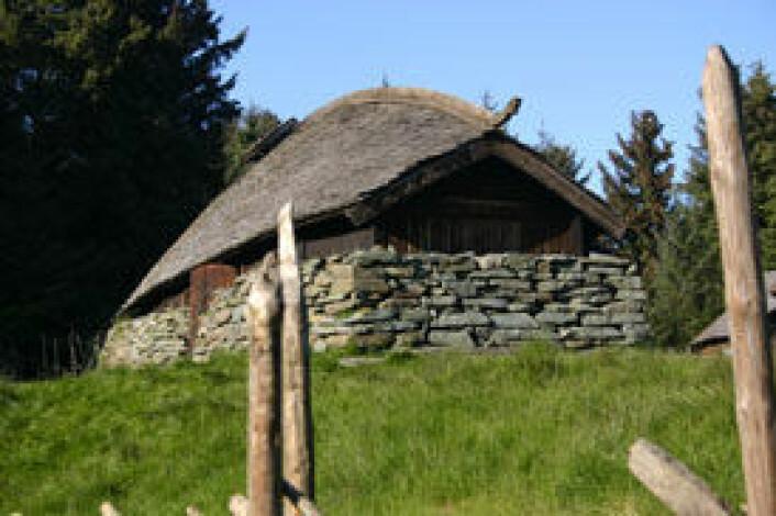 Avaldsnes er en av de norske kongsgårdene vi kjenner. (Foto: Ørjan B. Iversen)