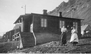 """""""Kvinner utførte tradisjonelle kvinneoppgaver og var ikke tillatt ned i gruvene før begynelsen av 70 -tallet. """""""