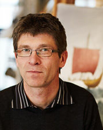 Knut Paasche (Foto: Annica Thomsson)