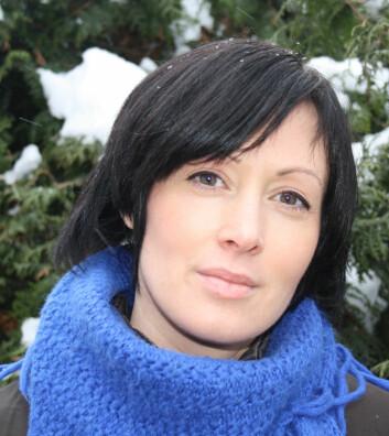 Mira Sletten, stipendiat ved NOVA.