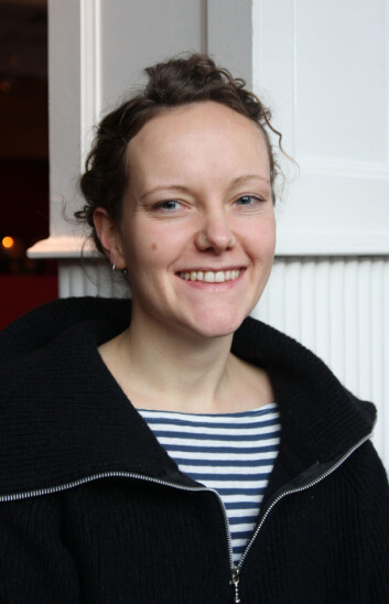 Ane Marit Willmann. (Foto: Kristin Engh Førde)