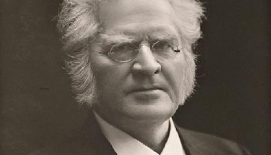 Bjørnstjerne Bjørnson. (Foto: Wikimedia Commons)