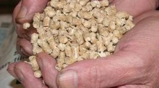Velger bort pellets